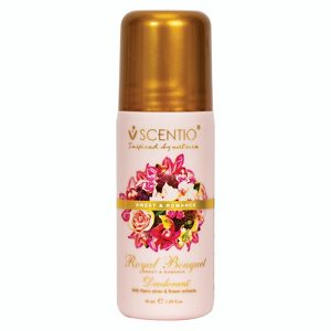 Lăn khử mùi Scentio Royal Bouquet Sweet & Romance Deodorant 50ml